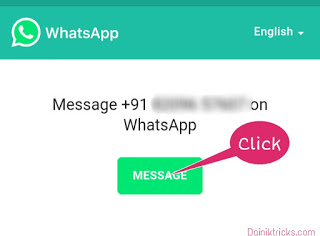 Description: Unsaved number se chat kaise kare